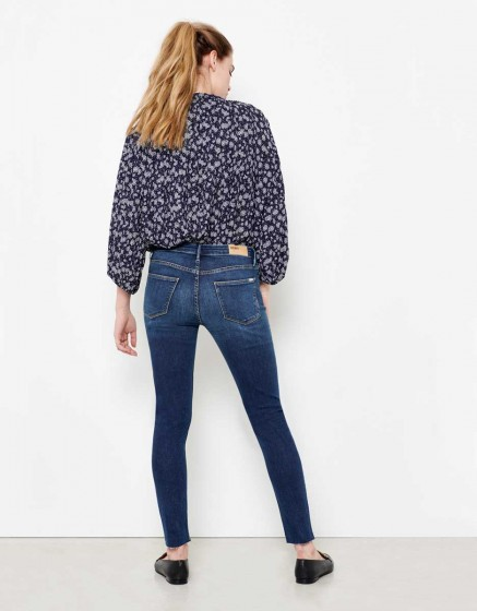 Jean skinny cropped Lily - DNM V-106