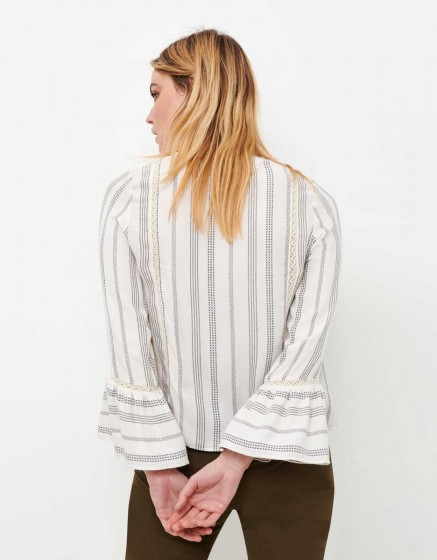 Blouse Tenessee - OFF WHITE