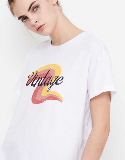 Tee-shirt Telio - WHITE