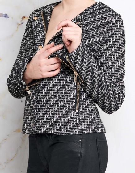 Jacket Valerie - MONO TWEED