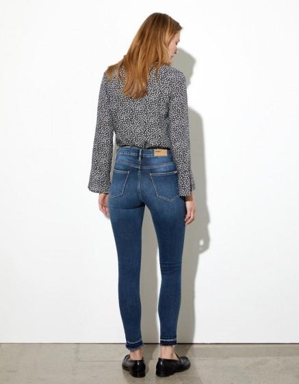 Jean skinny cropped Lily - DNM V-110