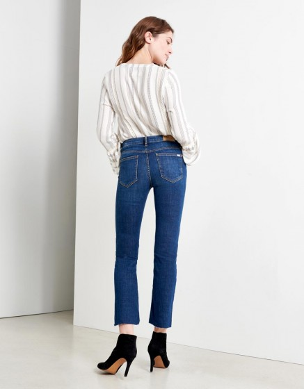 Straight cropped jean Prue - DNM B-105