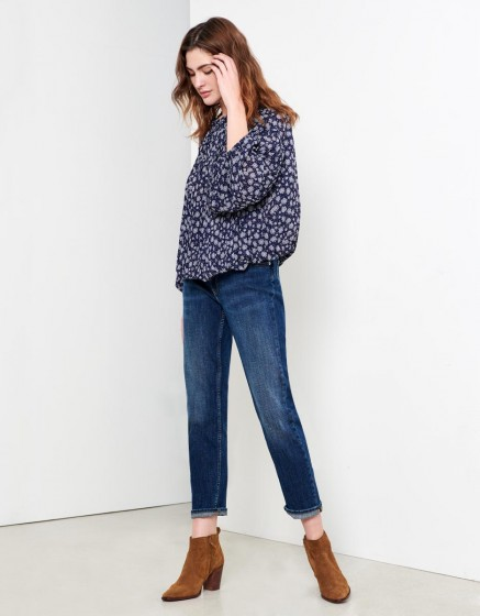 Blouse Tamina - SPERAL DOTS