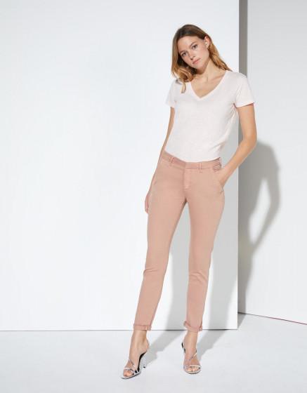 Pantalon chino Sandy - PINKSAND