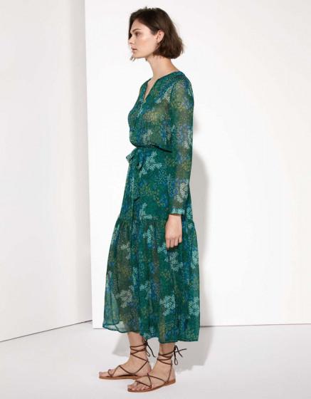 Robe Damas - SPRING GARDEN