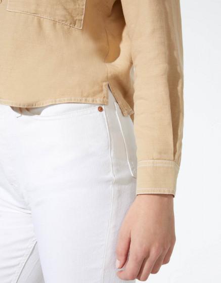 Shirt Cerise - WARM SAND
