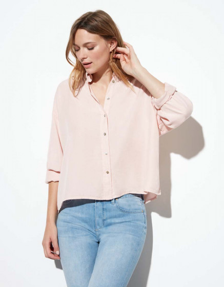 Shirt Bea Color - BABY PINK