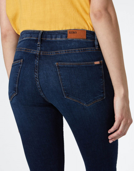 Jean skinny cropped Lily - DNM V-300