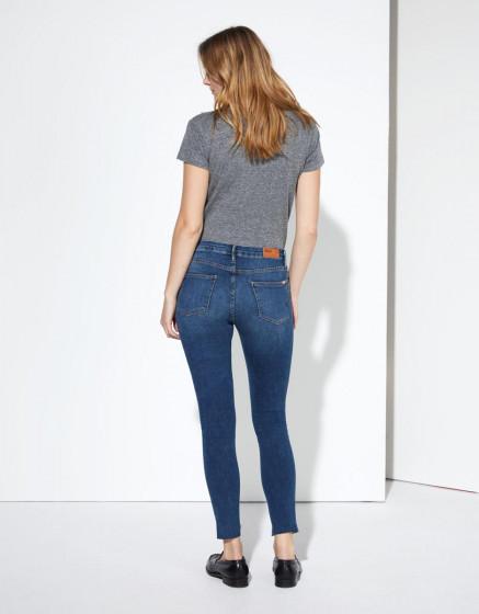 Jean skinny cropped Lily - DNM B-210