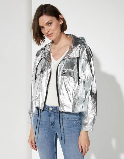 Jacket Bonny - SILVER SHINE