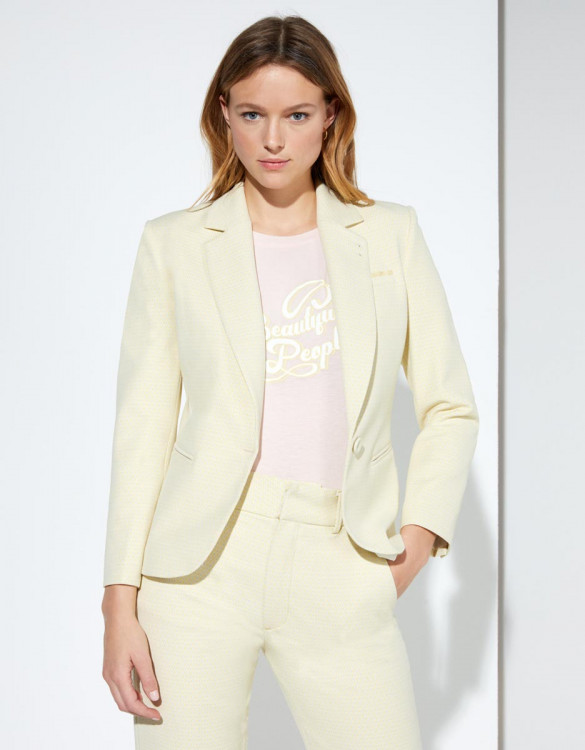 Blazer Brune - YELLOWDIAMOND