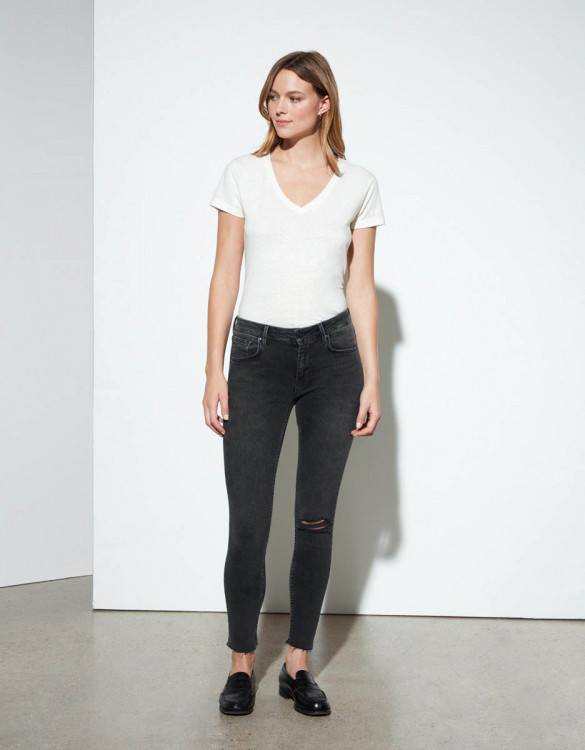Cropped skinny jean Lily - DNM BL-13