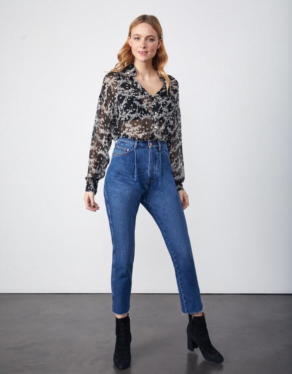 High waist jean Adana - DNM B-232
