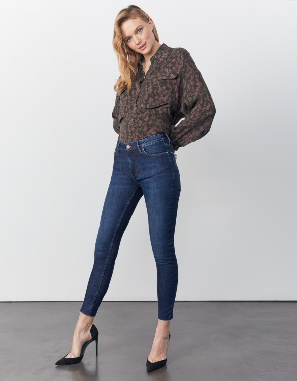 Jean skinny cropped Lily - DNM V-131