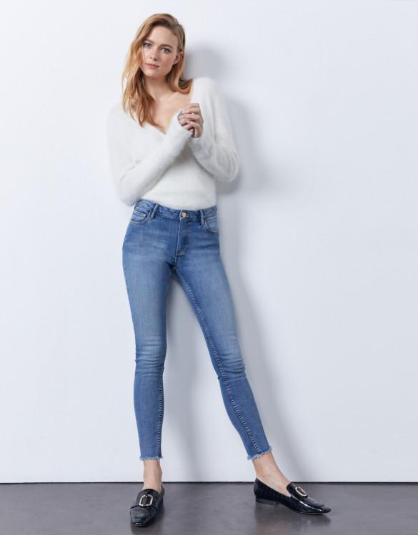 Skinny cropped jean Lily - DNM B-335