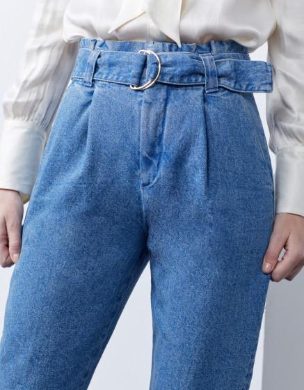 High waist trousers Ava - DNM B-336