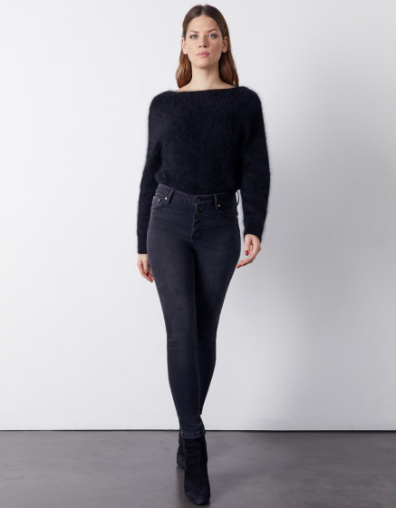 High waist jean Arnel Retro - DNM BL-530
