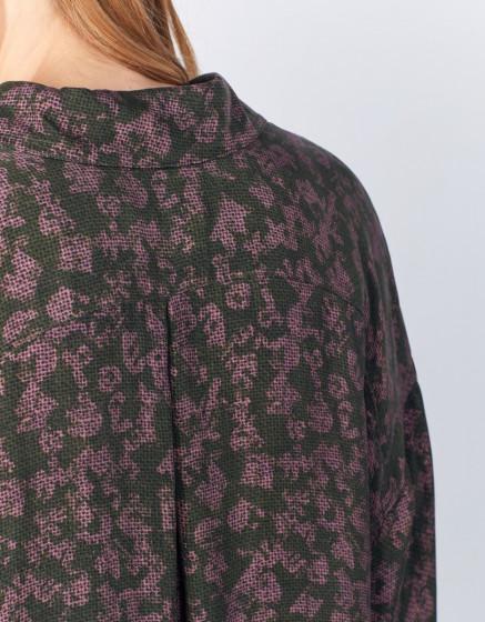Shirt Corine - PINK CAMOU
