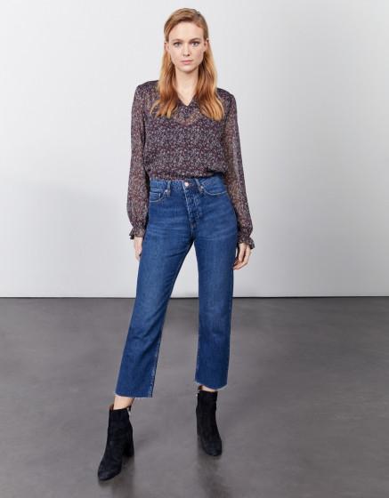 High waist jean Milo - DNM V-230