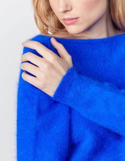 Pullover Paros - COBALT BLUE