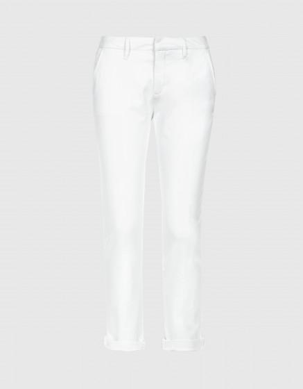 Chino Sandy Basic - WHITE