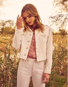 Jacket Jamelia - DNM WHITE
