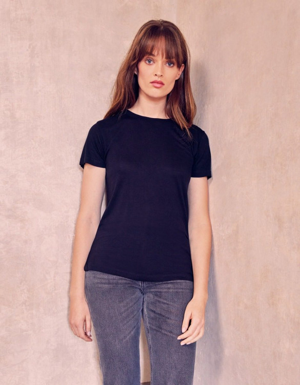 T-shirt Elvie - BLACK