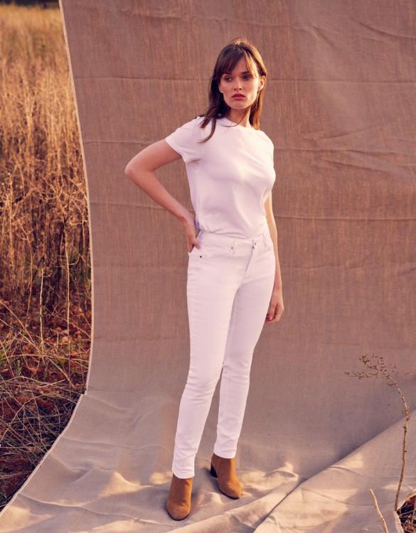 Jean skinny Nelly - DNM WHITE