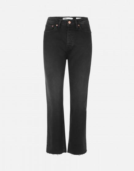 High waist jean Milo - DNM BLACK