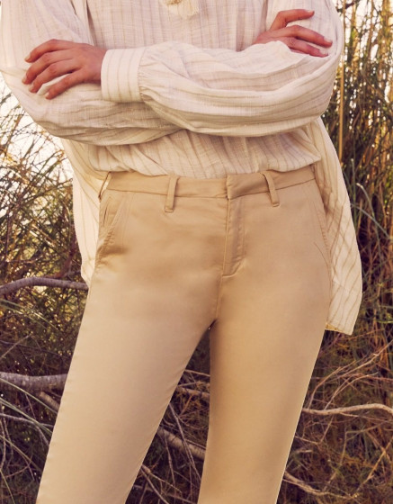 Chino Sandy Basic - LIGHT SAND