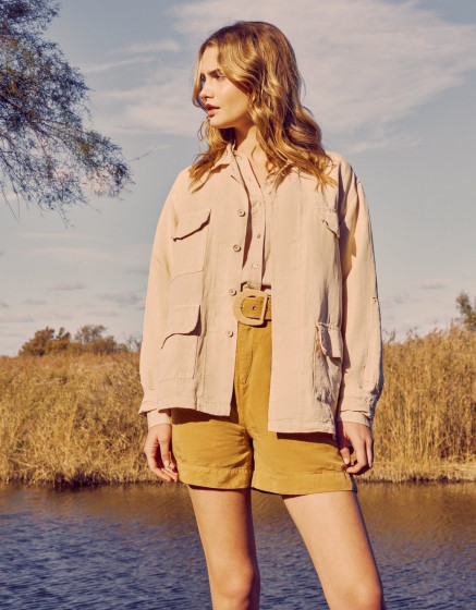 Veste Vanina - LIGHT SAND