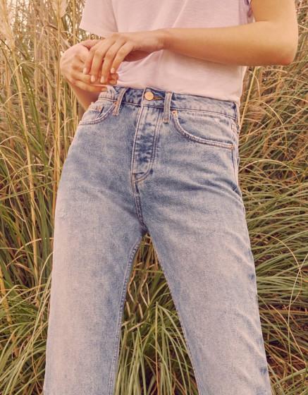 High waist jean Milo - DNM V-433