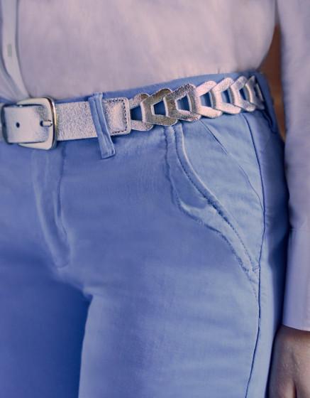 Belt Agnes - SILVER