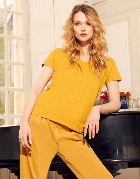 T-shirt Taco - HARVEST GOLD