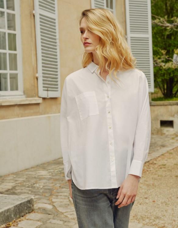Shirt Camila - WHITE