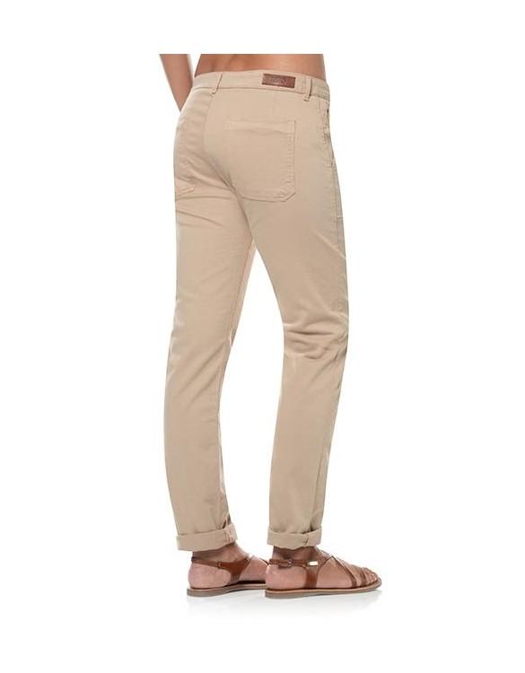 REIKO Sandrine street life chino Trousers - beige