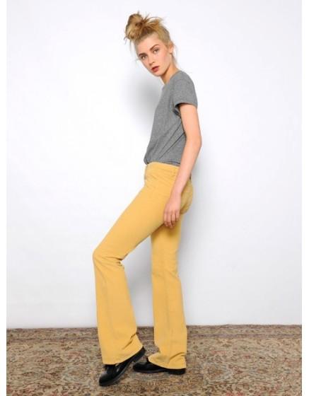Velvet Flare Trousers Phoebe
