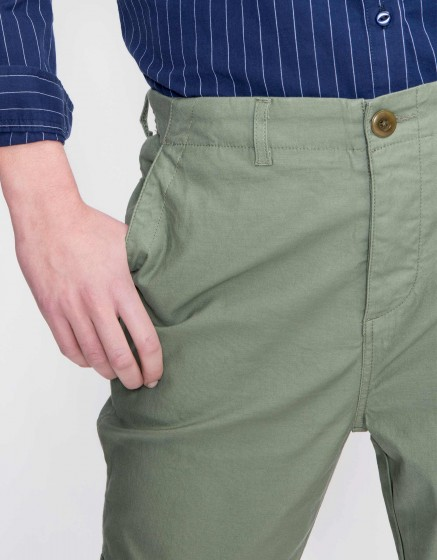 Street trousers Patty Patch - KAKI